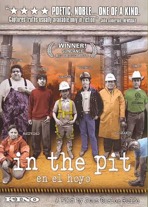 IN THE PIT (EN EL HOYO) BY RULFO,JUAN CARLOS (DVD)